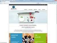 Präzision mit Wow-Effekt - Eigen- und Marken-Relaunch bei Kölner Agentur Leven