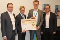 arvato Financial Solutions unterstützt das Engagement von Lichtblicke e.V.