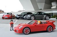 Sportwagen-Ikone im Spielzeugformat: Der Porsche 911 Carrera S von PLAYMOBIL
