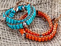 Neuer Schmuck-Trend 2015: stylishe Wickelarmbänder