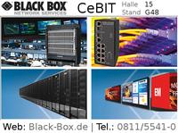 CeBIT 2015: Margenstarke Netzwerk-Projekte mit dem Black Box-Partnerprogramm