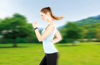 newgen medicals BT-4.0-Fitness-Armband FBT-50 V4