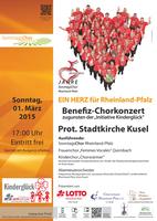 SonntagsChor Rheinland-Pfalz kommt nach Kusel