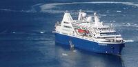 """Schottland-Passage mit der """"Ocean Diamond"""""""