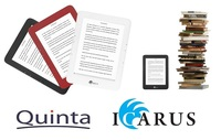 "Icarus Ebook Reader Illumina erzielt ""gut"" bei Stiftung Warentest"