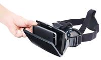 "PEARL Virtual-Reality-Brille VRB60.3D für Smartphones (4"" bis 6"")"