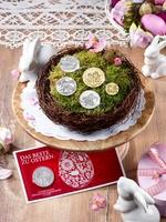 Ostergeschenke von Münze Österreich bringen Glanz in jedes Osternest