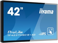 iiyama präsentiert zwei neue Open Frame LFDs mit 12-Punkt Multitouch-Technologie für Interactive Digital Signage
