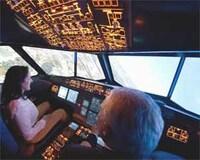 NEU: Training im Flugsimulator für Führungskräfte in Nürnberg