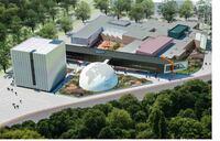 Bau von C-City in Kerkrade