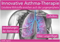 Innovative Asthma-Therapie