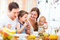 Tägliches Frühstück stärkt Kinder-Gesundheit