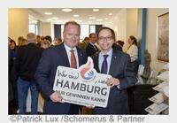 """Sportsenator Michael Neumann bei Schomerus & Partner: """"Olympia wird Hamburg weltweit nach vorne bringen"""""""