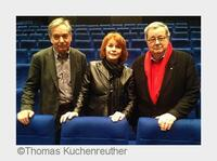 Regisseur Michael Verhoeven zu Gast,  Kinos Münchner Freiheit, 25.2.2015, 17.30 Uhr