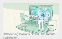 Coaching Cosmos: Erstmals ganzheitliche berufliche Online-Beratung - vom Selbstcoaching bis zum direkten Dialog mit dem Coach