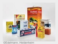 Die Systemverpackung für pulvrige, granulierte, pastöse, viskose und flüssige Produkte