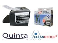 Erfolgreiche Distribution der Feinstaubfilter von Clean Office