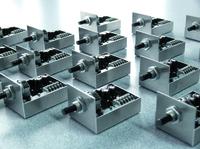 Programmierbarer Proportionalverstärker von Ruppel Hydraulik für die Stationärhydraulik