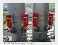 IEP Technologies debütiert auf der LIGNA 2015