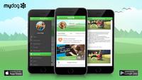 """Die neue App für Hundehalter """"MyDog365"""""""