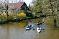 Auftakt zum Frühlingserwachen im Spreewald