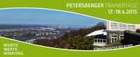 Management Akademie NRW auf den Petersberger Trainertagen