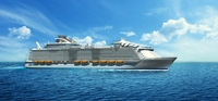 "Royal Caribbean International: Das größte Kreuzfahrtschiff der Welt heißt ""Harmony of the Seas"""