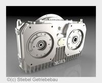 Stiebel Getriebebau entwickelt Verteilergetriebe für TaxiBot