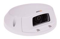Robuste Kameras von Axis für den Außeneinsatz an Fahrzeugen