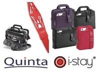 Quinta offizieller Distributor der ergonomischen i-stay Taschen