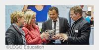 Der deutsche Bildungsmedien-Preis digita geht an LEGO® MINDSTORMS® Education EV3