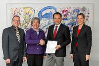 Strategische Partnerschaft: b.i.g. TxTech GmbH unterzeichnet exklusive Vertriebsvereinbarung mit COM-TECH Italia SpA