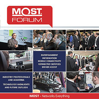showimage MOST® Forum 2015 Program Available