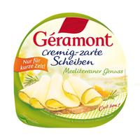 Die neue Sommersorte Géramont Mediterraner Genuss