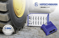 First 1 GHz control for mobile work machines