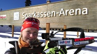 Volltreffer mit Annika Knoll - EM-Silber für die Deutsche Biathlon Staffel - SOUND2GO.net ist mit dabei