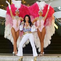 Antonia aus Tirol-Große Las Vegas Show hat Deutschlandpremiere
