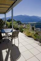 Mit Terrassenplatten von Rinn Wohngefühl und Funktionalität im Garten verbinden