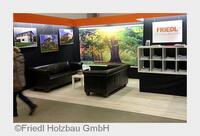 Friedl Holzbau GmbH - innovativ auf Landshuter Bauherren-Messe