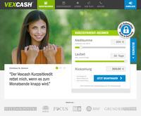 Vexcash bietet Neukunden 200,- Euro Kleinkredit kostenlos