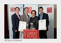 Sparda-Bank München erneut als einer der besten Arbeitgeber ausgezeichnet