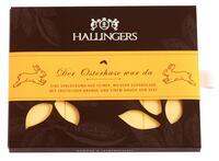 Köstliche Ostern mit bunten Schokoladeneiern und edlen Pralinen von Hallingers Schokoladen Manufaktur