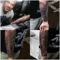 Erweitertes Tattoo und Piercing Angebot - Lindwurmstr. München