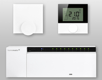 Integration von Smart Home und Fußbodenheizungslösungen auf der Basis von Homematic IP