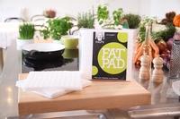 Die neue Idee für fettarmes Kochen. Tester empfehlen Ralf´s FatPad