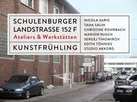 Kunstfrühling in Hainholz  Hannover stellt aus  April 2015