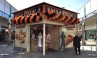 Hallo Pizza startet in Chemnitz einen Verkaufspavillon