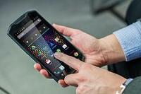 Tablet plus Handy: Das neue und robuste Fieldbook F1 Phablet von Logic Instrument