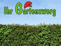 """""""Ihr Gartenzwerg"""" pflegt Gärten in und um Regensburg"""