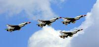 Blue Angels, die F22 Raptor und der älteste noch flugfähige Jet der Welt: Rockford lädt zu großem AirFest